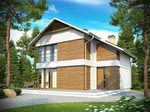 проект дома 200 кв м